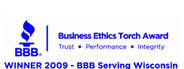 BBB Business Ethics Torch Award