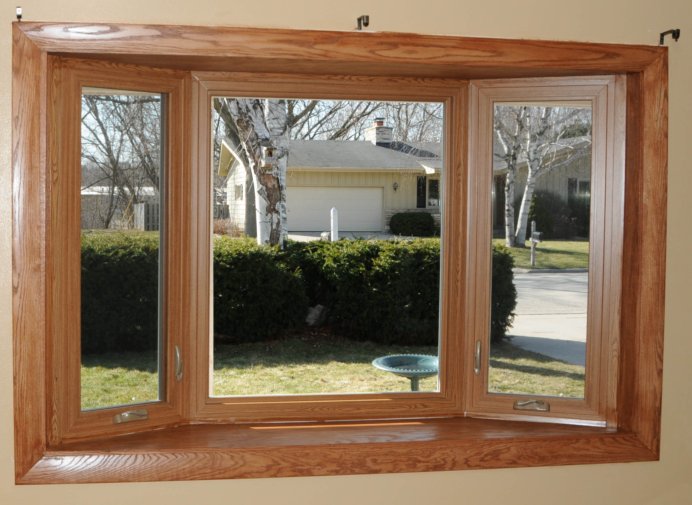 Bay windows endless possibilities all american window for Glass windows and doors