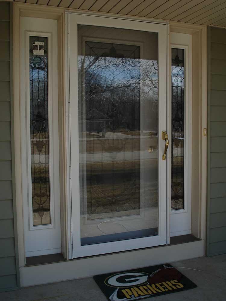 Storm Door All American Window Amp Door Co