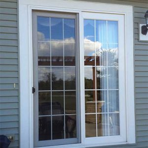 The Elegance And Superior Craftsmanship Of Our Sliding Patio Door Selection  Complements A Wide Variety Of Options For Replacing A Well Used Entrance  Area To ...