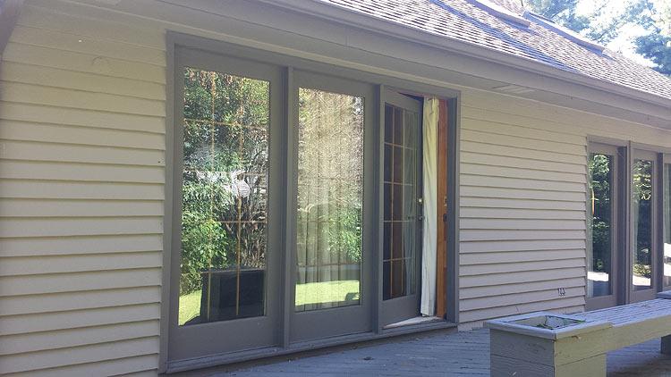 patio door replacement in Milwaukee