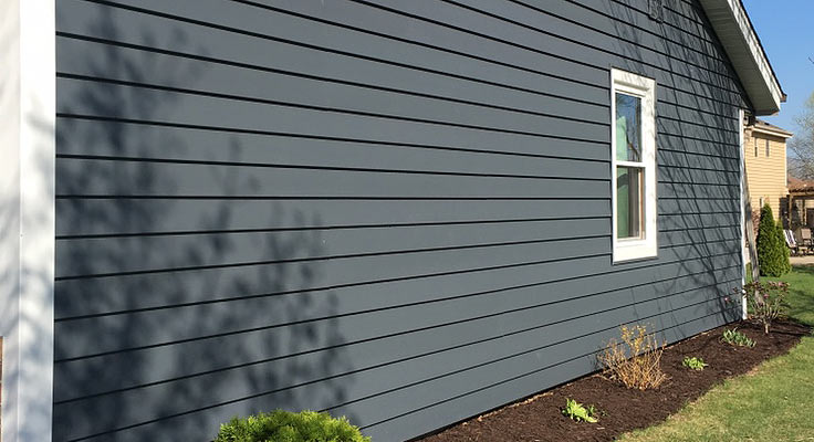Siding repair in Milwaukee
